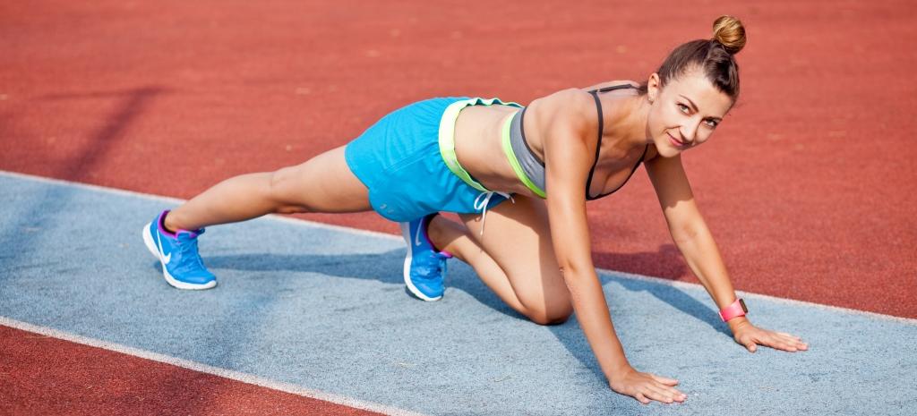 aktywność fizyczna - trening