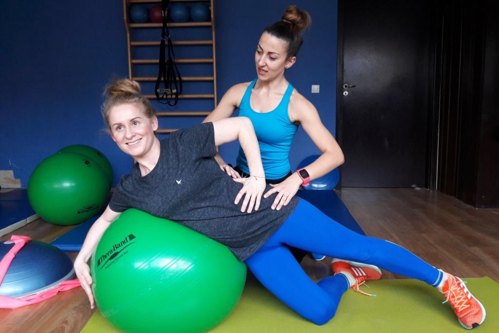 trening indywidualny z trenerem personalnym