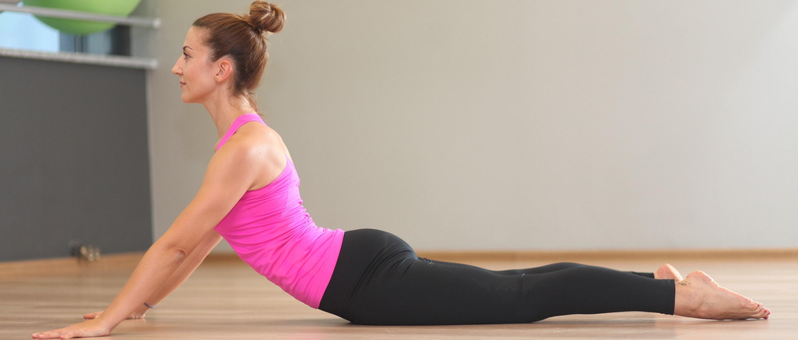 stretching trener personalny