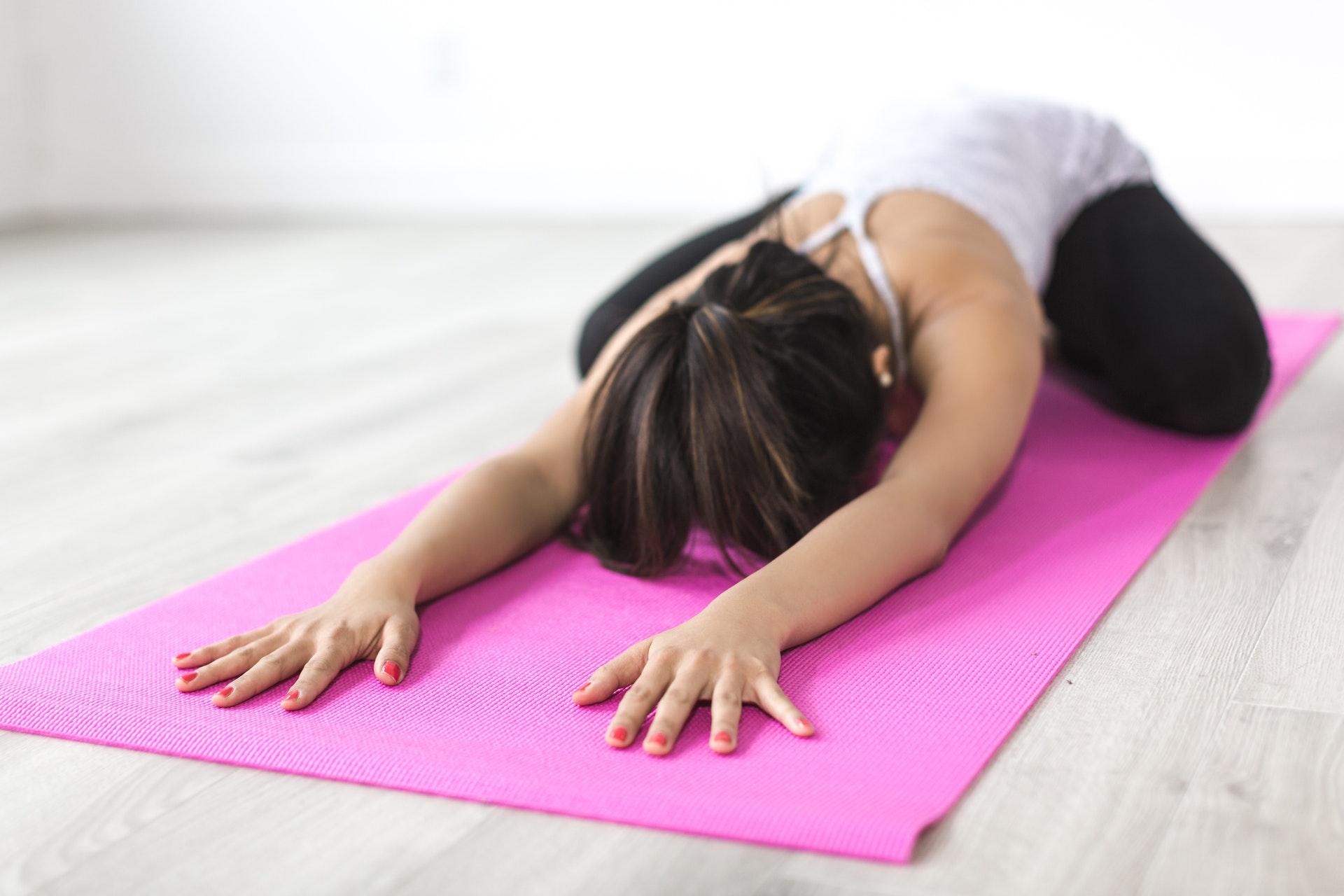 stretching po treningu